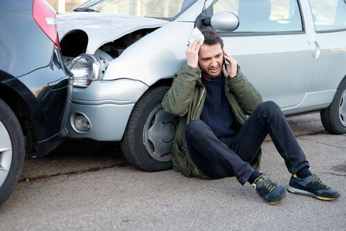 rear ended car accident settlement