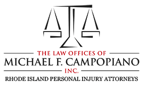 Rhode Island Personal Injury Attorney Michael Campopiano - RI Car Accident Lawyer LOGO
